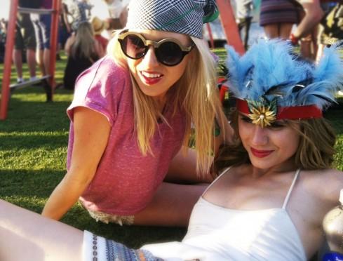 How cute are designers Caitlin & Caitlin!?