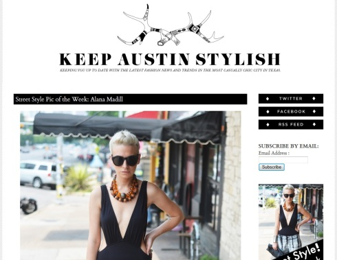keep austin stylish